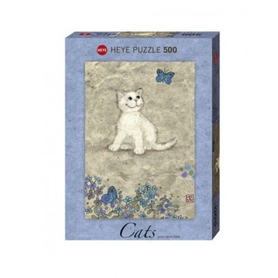 CASSE-TÊTE- 500 PCS- CHAT