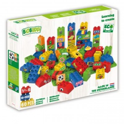 BLOCS BIOBUDDI APPRENTISSAGE ET CRÉATION (LEARNING TO CREATE)