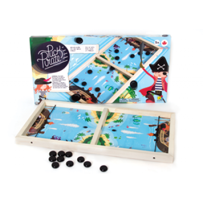 PUCK PIRATE RUSTIK JUNIOR PAR BOJEUX