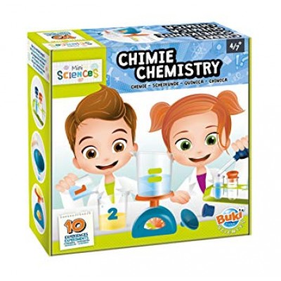 BUKI MINI SCIENCES CHIMIE 4/7 ANS