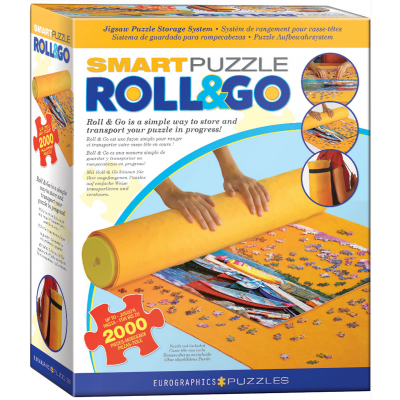 TAPIS CASSE-TÊTE EUROGRAPHICS SMART PUZZLE ROLL&GO