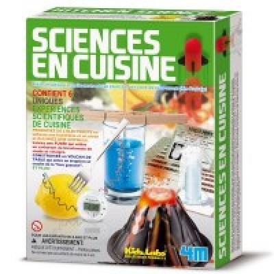 SCIENCES EN CUISINE KIDZLABS