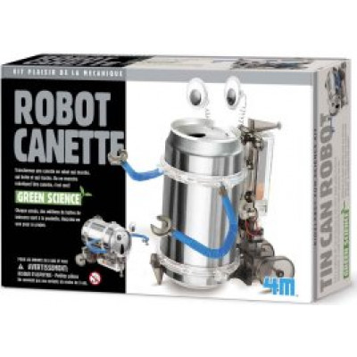 ROBOT CANETTE GREEN SCIENCE