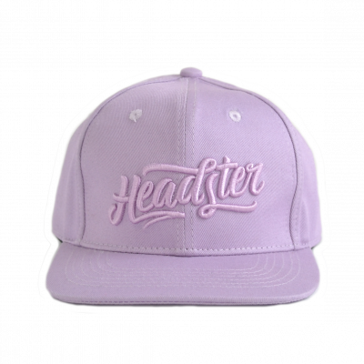 CASQUETTE HEADSTER KIDS COTTON CANDY