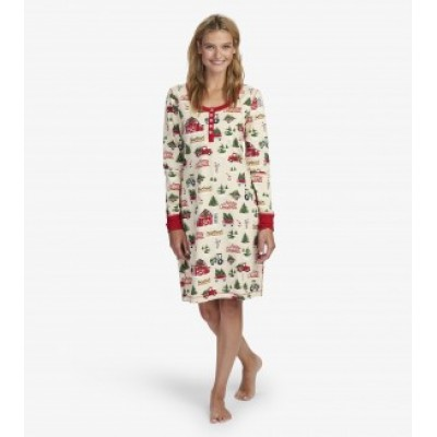 JAQUETTE FEMME HATLEY COUNTRY CHRISTMAS