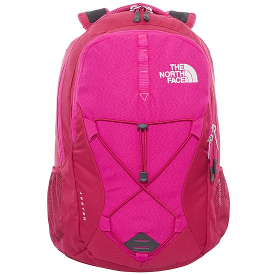SAC À DOS THE NORTH FACE JESTER FEMME ROSE FONCÉ 26L