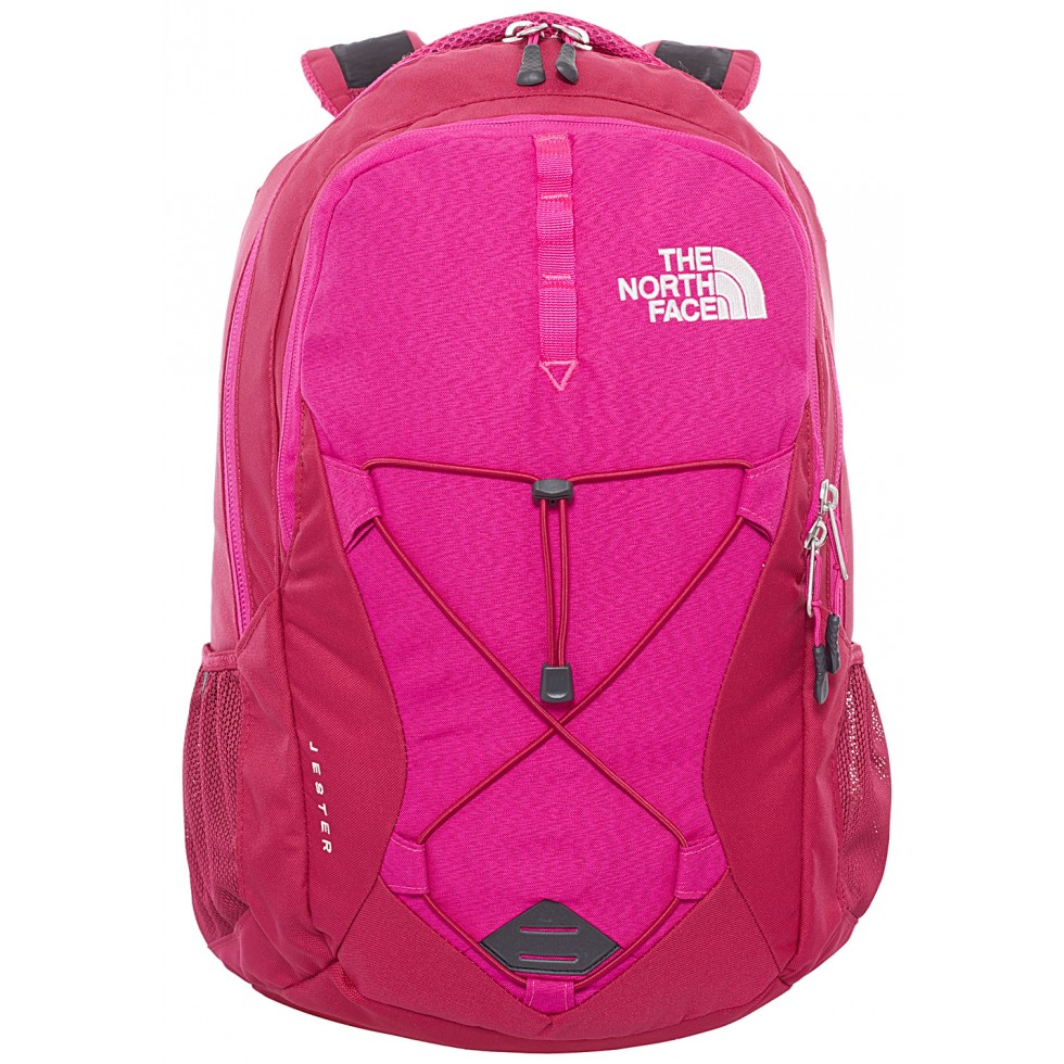 879ca2fc31 SAC À DOS THE NORTH FACE JESTER FEMME ROSE FONCÉ 26L