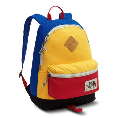 SAC À DOS THE NORTH FACE MINI BERKELEY JAUNE