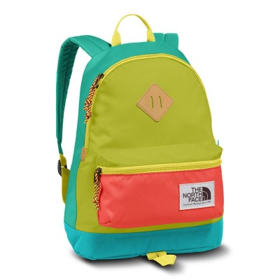 SAC À DOS THE NORTH FACE MINI BERKELEY LIME