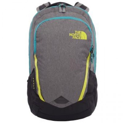 SAC À DOS THE NORTH FACE VAULT GRIS ET VERT 27L